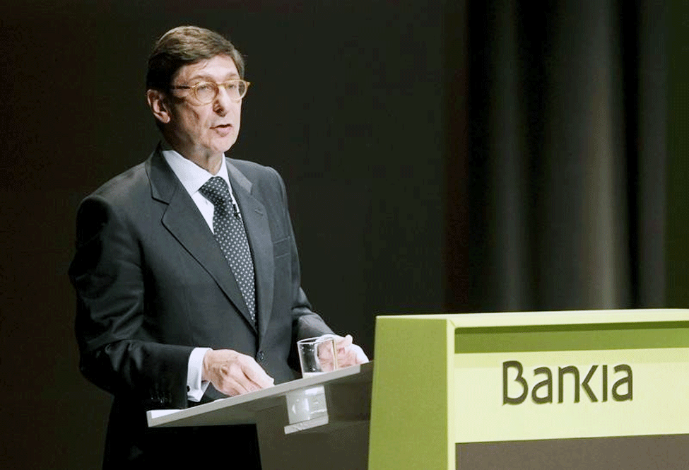 Bankia crece con fuerza y ya roza los objetivos anuales