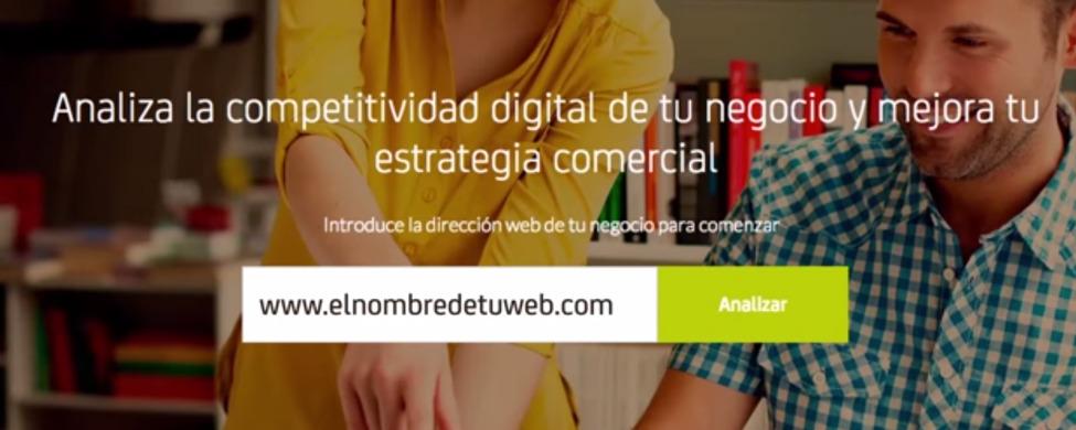 Bankia desnuda la competitividad digital de las empresas