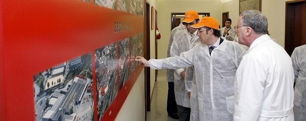 Hacienda 'cose' a inspecciones a Begano antes y después de la fusión de Coca-Cola
