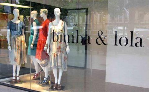 La firma de moda gallega Bimba y Lola.