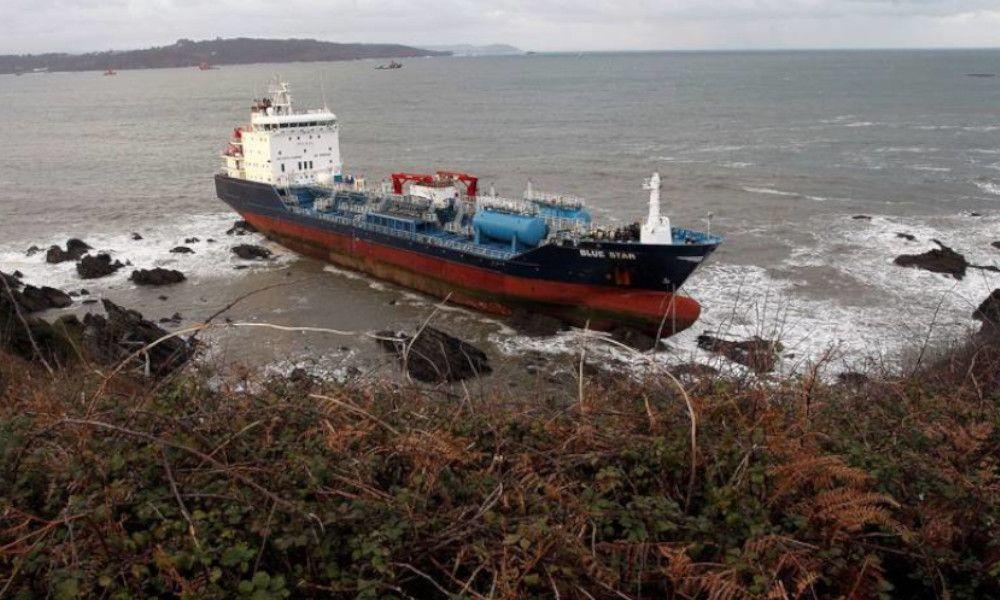 La Xunta pide más coordinación con Fomento para rescatar el Blue Star