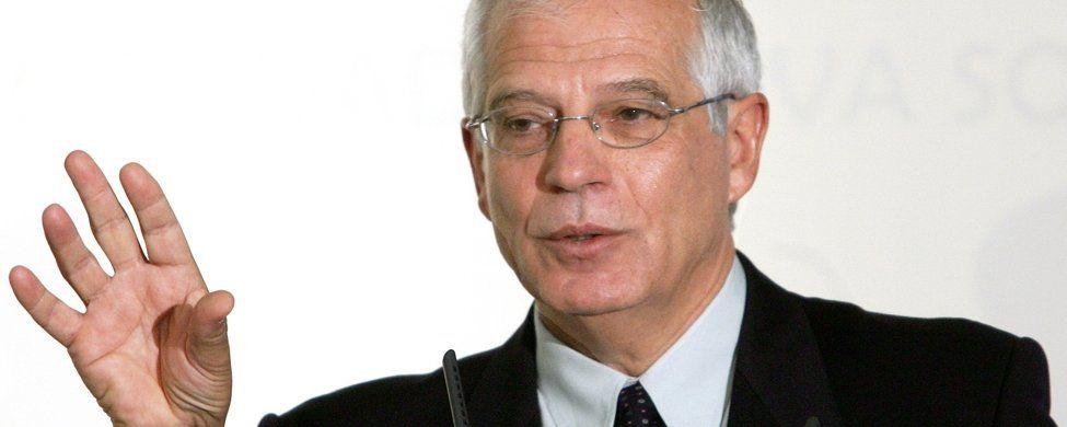 Borrell: ¿Por un punto y medio más de PIB debe Cataluña declarar la independencia?