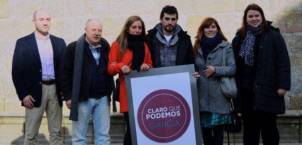 Críticos de Podemos en Galicia preparan una asamblea para revocar a la actual dirección