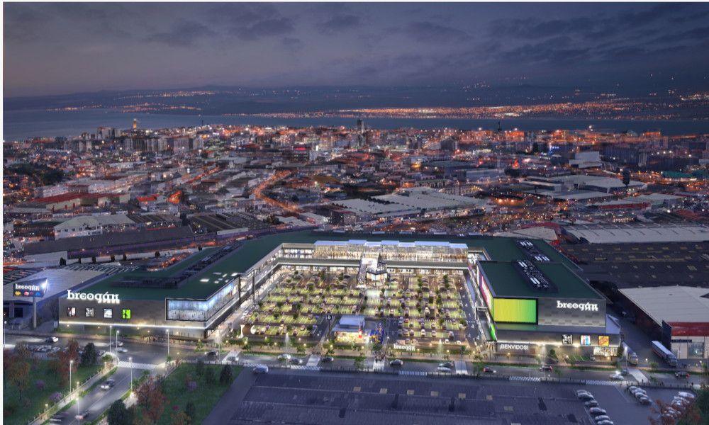 Así será Breogán Park, el nuevo 'vecino' de Marineda City