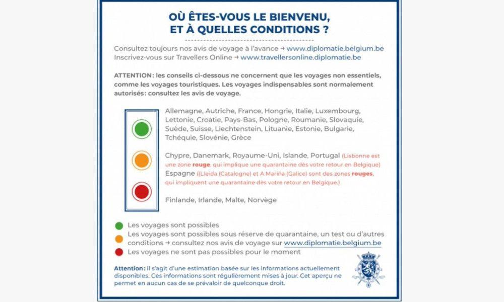 Bélgica mete a A Mariña lucense en su lista negra para hacer turismo