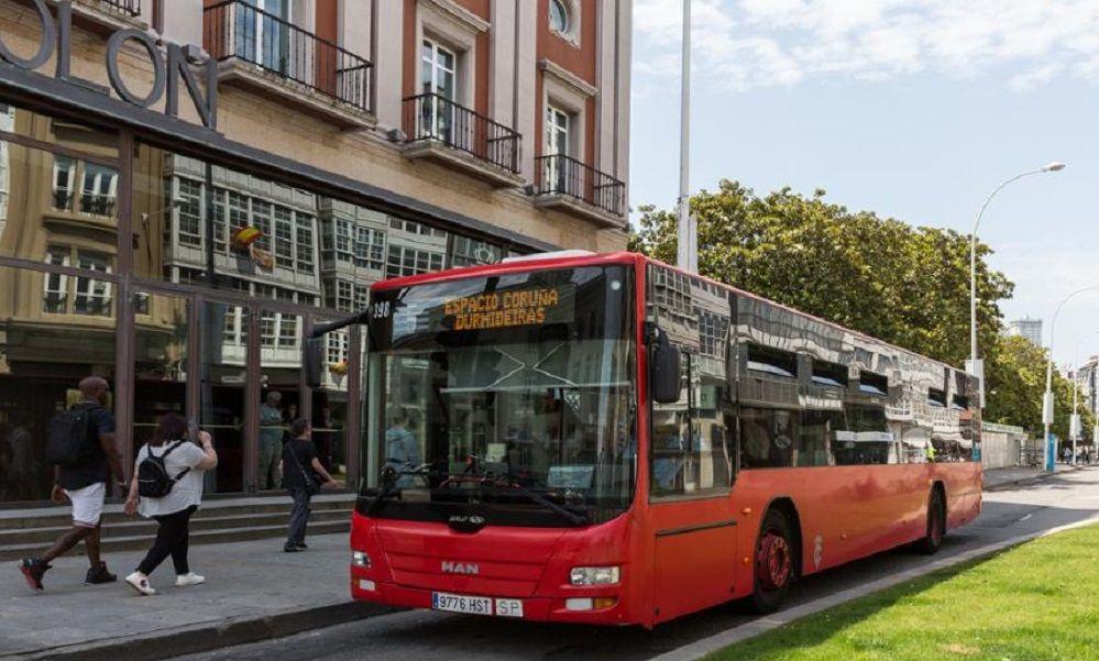 Los dueños del 'millonario' bus urbano coruñés desembarcan en Ourense