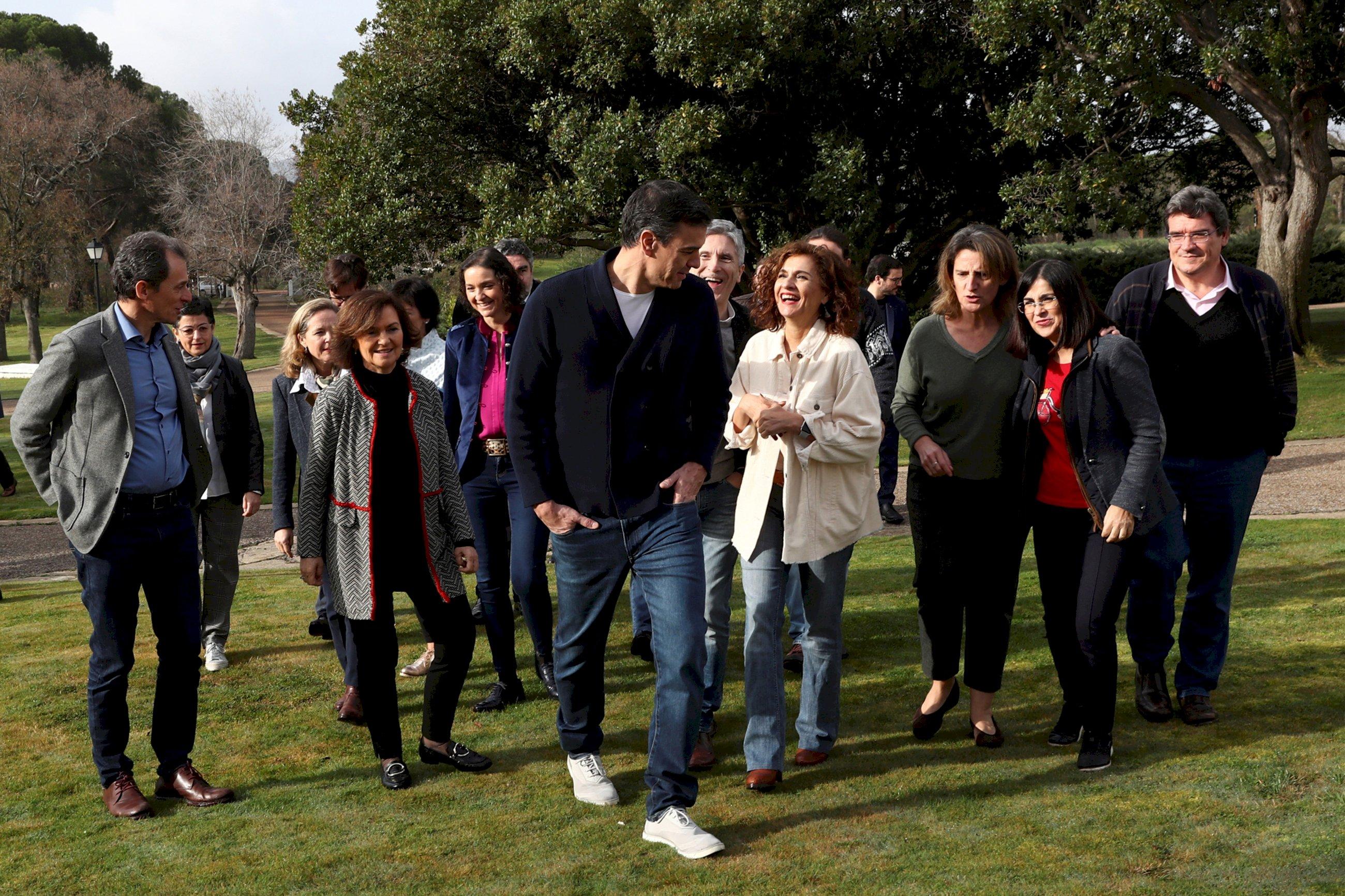 Iglesias y Sánchez tienen medio millón de seguidores 'fake'