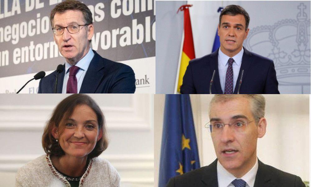 Alcoa y Endesa agitan la campaña en Galicia y brindan munición al PP