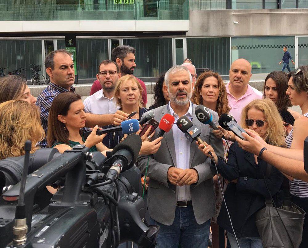 Cs da portazo a España Suma y avisa al PP de que quiere gobernar