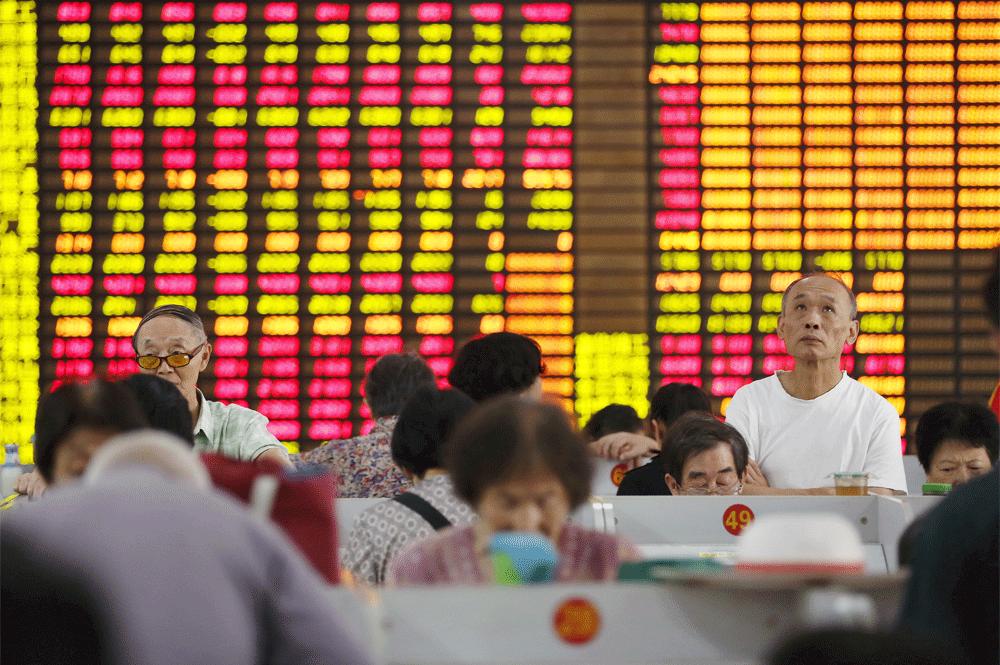 La bolsa española pierde las ganancias del año tras el derrumbe de Asia