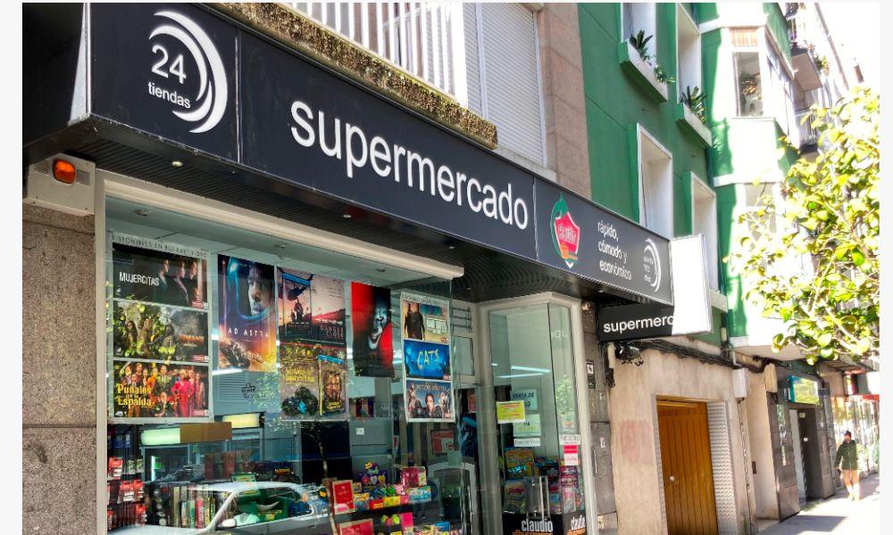 Gadisa se vuelca con los Claudio Express: nueva apertura en Vigo