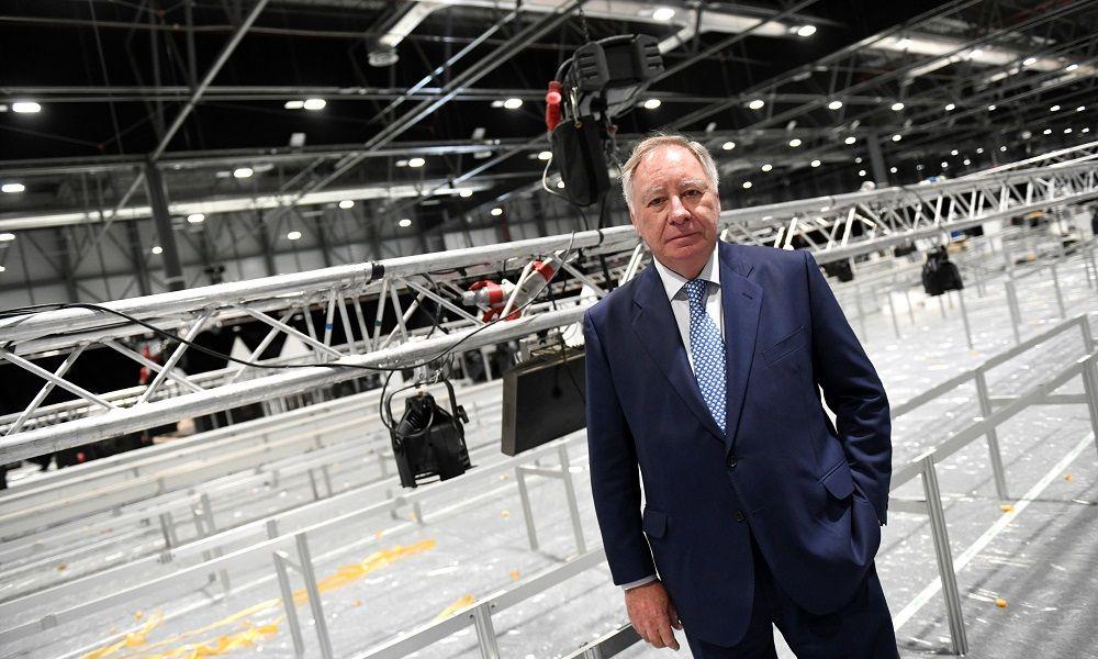 Clemente González Soler, empresario gallego y presidente de Grupo Alibérico. EFE (Víctor Lerena)