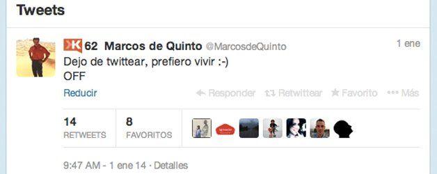Así sucumbe el presidente de Coca-Cola España a las redes sociales