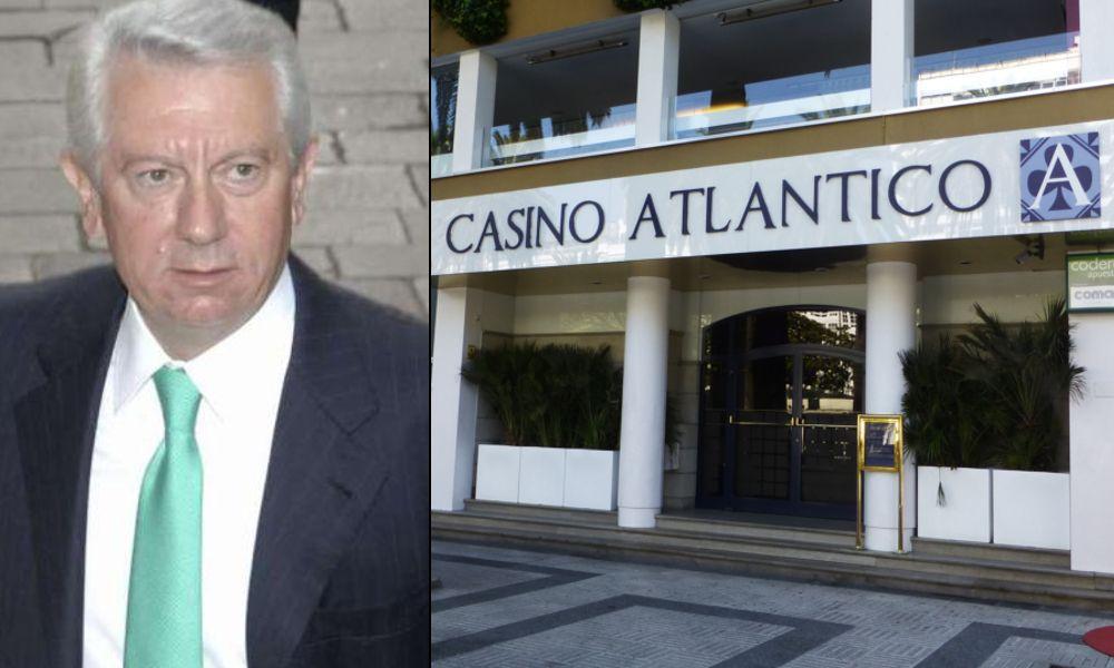 A José Collazo no le salen los números con el Casino del Atlántico