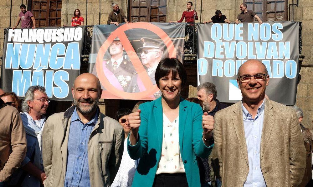Los Franco piden 13 años de prisión para líderes del BNG