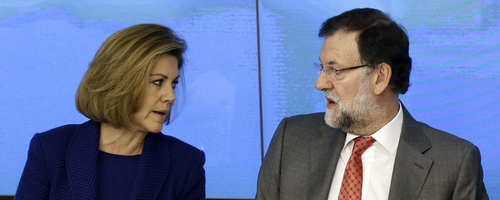 PSOE y Podemos echan a Cospedal del Gobierno de Castilla-La Mancha