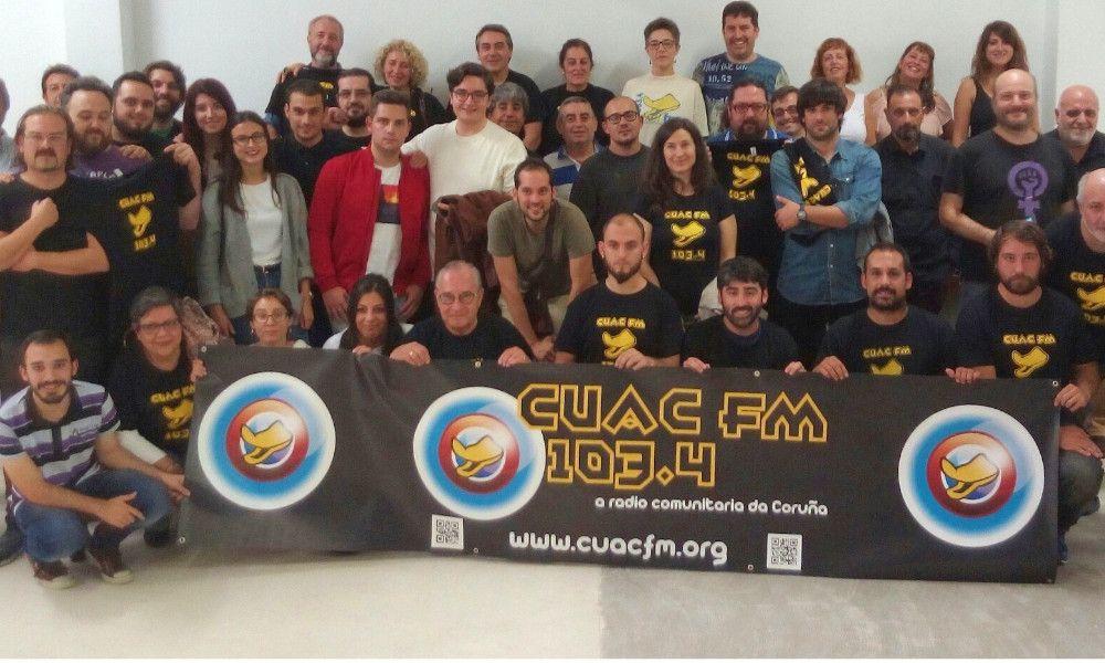 La Xunta se empeña en apagar la emisora comunitaria de A Coruña