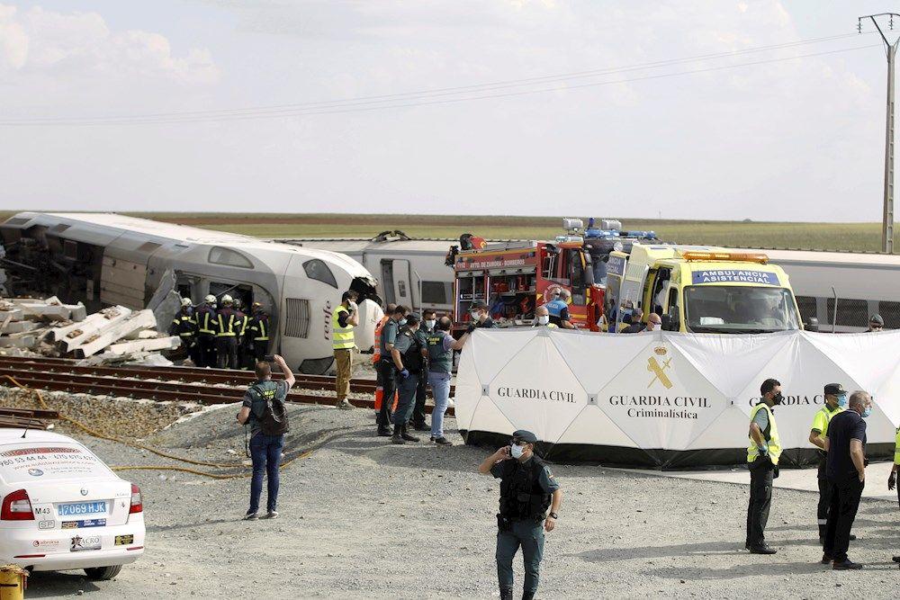 El maquinista fallecido en el accidente del Alvia era de A Coruña