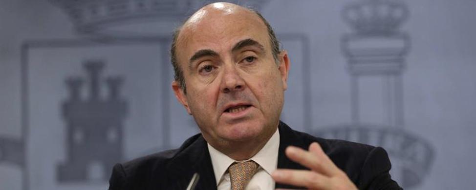 De Guindos se sincera y reconoce que España no ha salido de la crisis