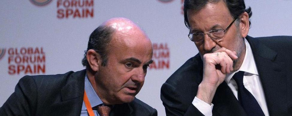 De Guindos presenta su candidatura al Eurogrupo