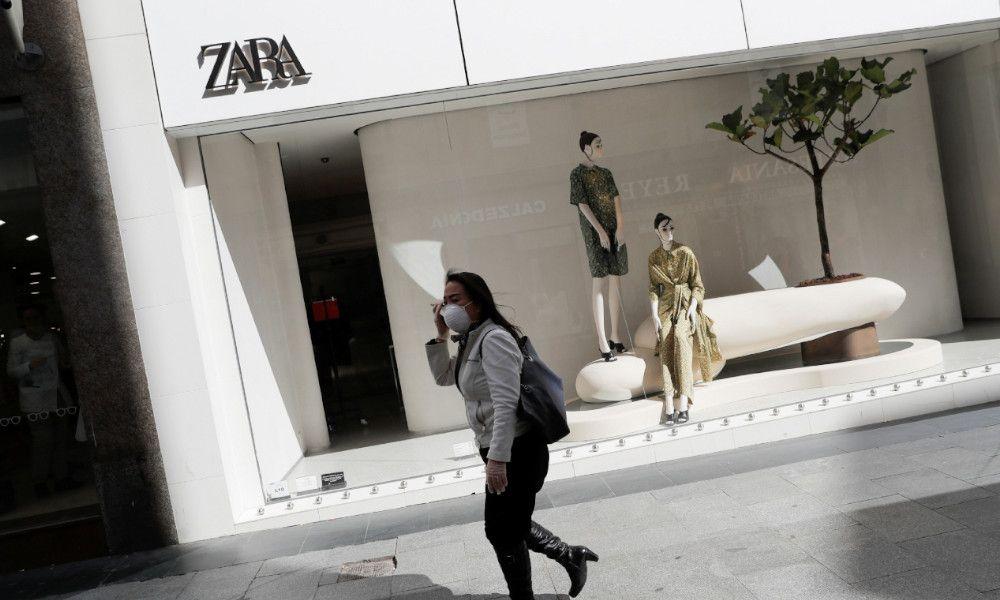 Inditex exprime la venta online y abre en quince países en pleno Covid