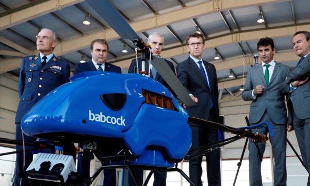 La Xunta recurre a los drones de Rozas para el inventario forestal