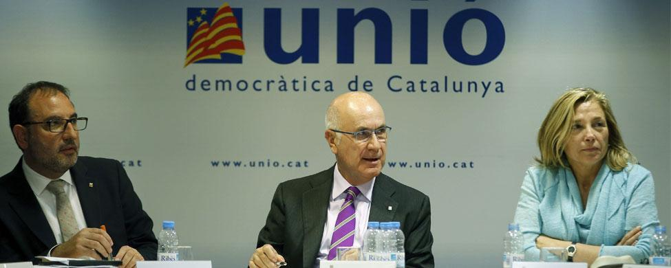 Duran Lleida rompe los lazos con Mas para el 27S