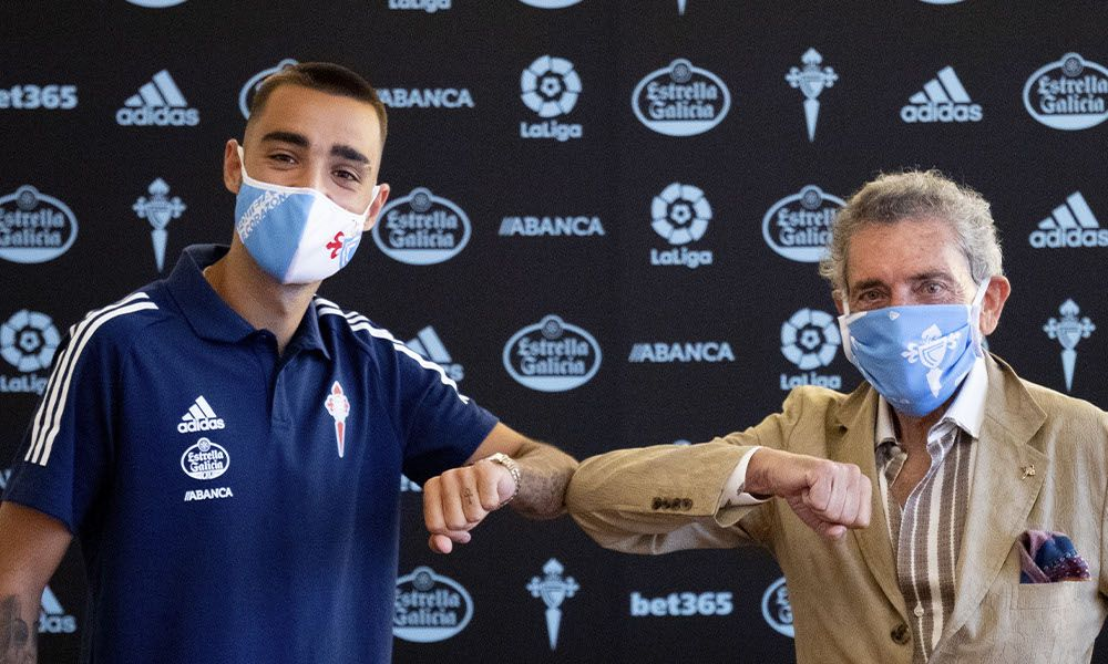 El coronavirus llega al Celta: dos jugadores dan positivo