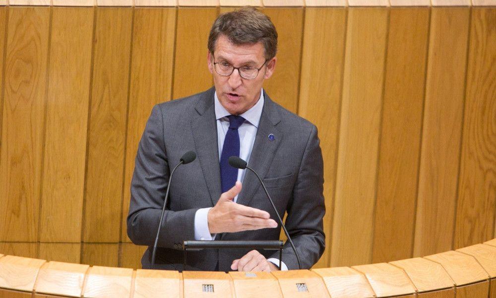 Galicia tendrá un presupuesto de más de 10.000 millones en 2020