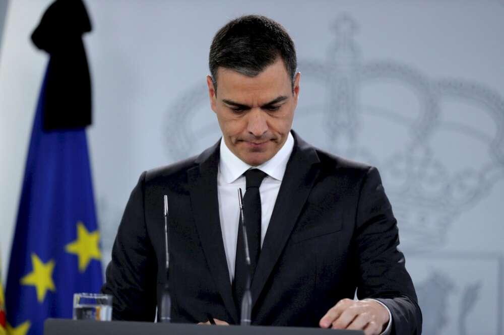 Twitter suspende las cuentas de troles favorables a Sánchez