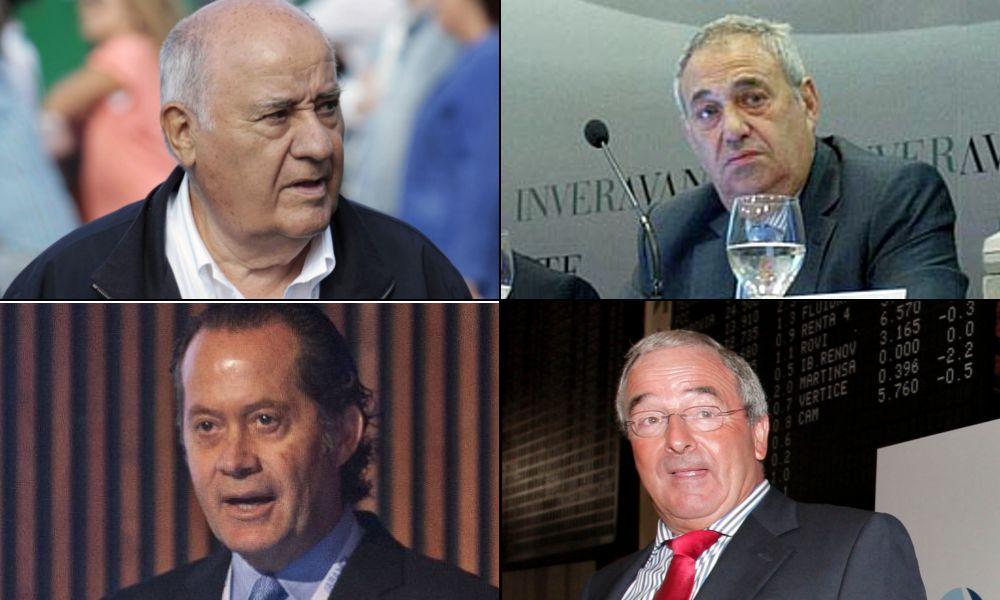 Ortega, Jove, Rey, Alonso... Así son los yates de las grandes fortunas gallegas