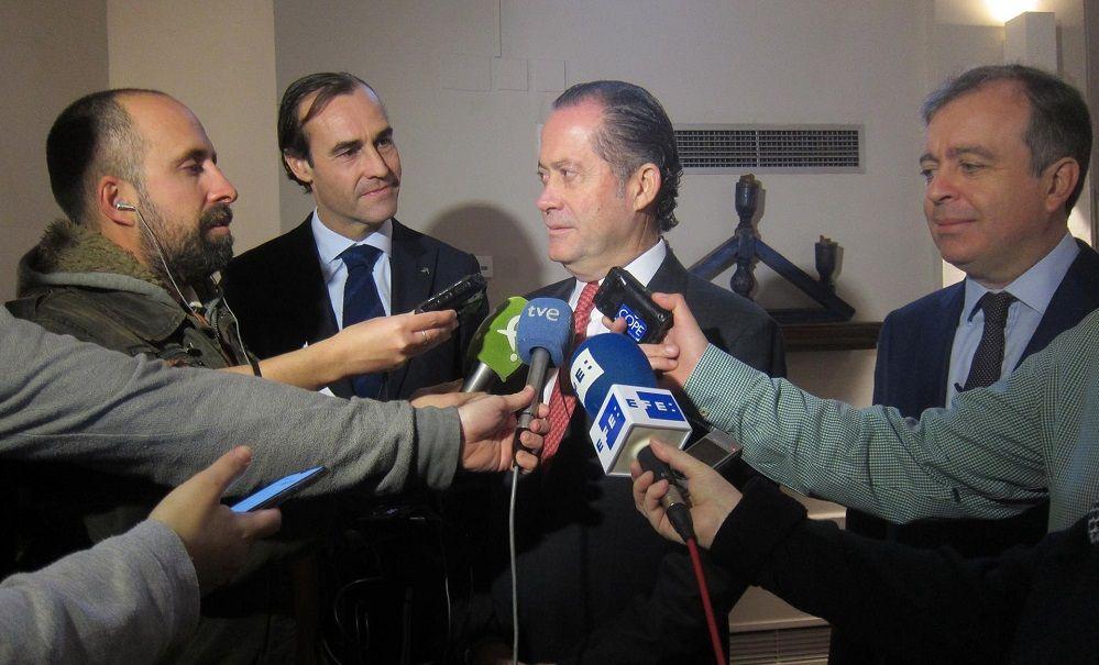 Escotet quiere un nuevo Gobierno en España antes de acabar el año
