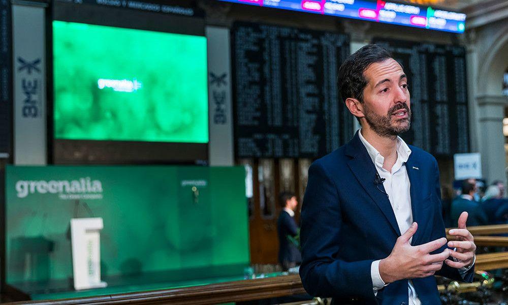 Greenalia va en serio: logra un préstamo de 156 millones del Santander