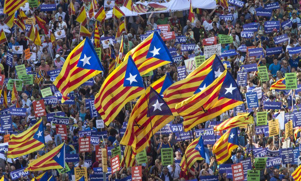 Errores y oportunidades del soberanismo tras la manifestación en Barcelona