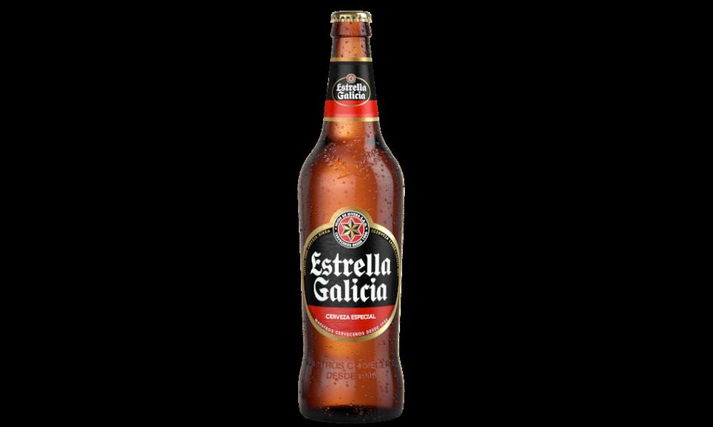 Estrella Galicia dobla su apuesta: venderá botellas XL