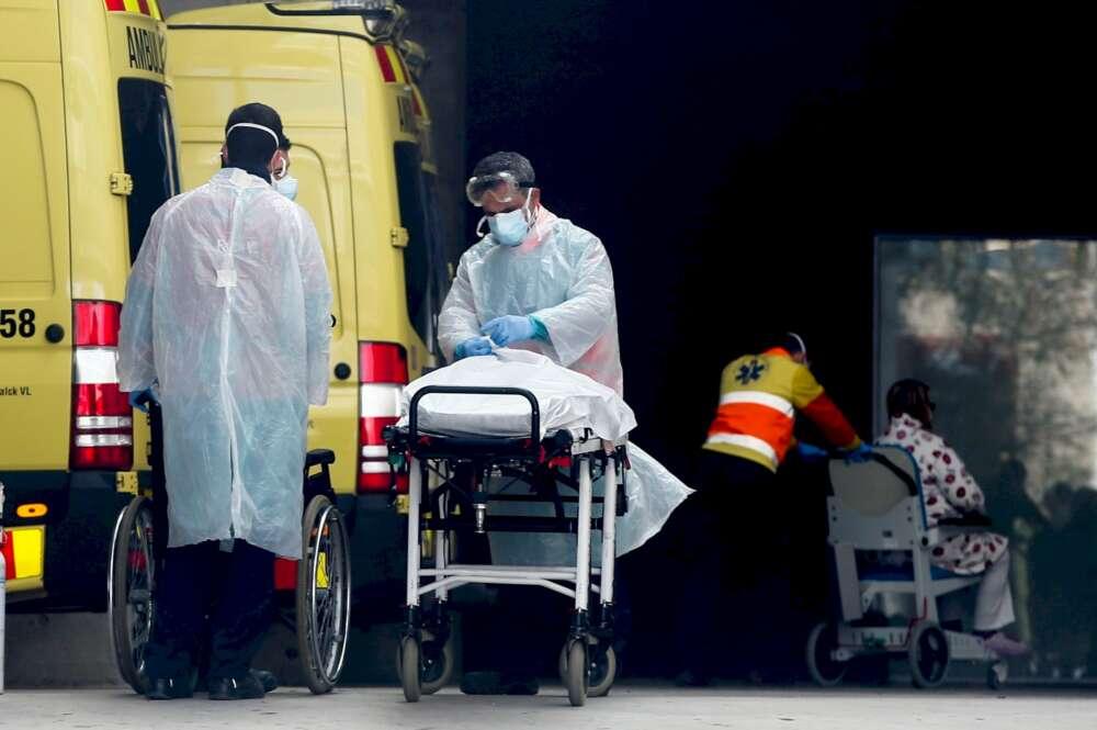 Los pacientes UCI bajan en Galicia: un 40% de las camas están libres