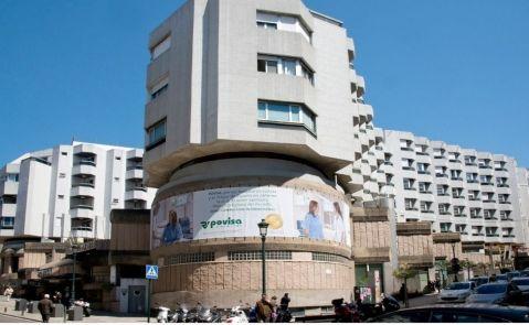Fachada del Hospital Povisa de Vigo / Atlántica comunicación