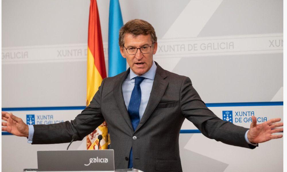 """Feijóo se rinde: """"La investidura de Sánchez no tiene vuelta atrás"""""""