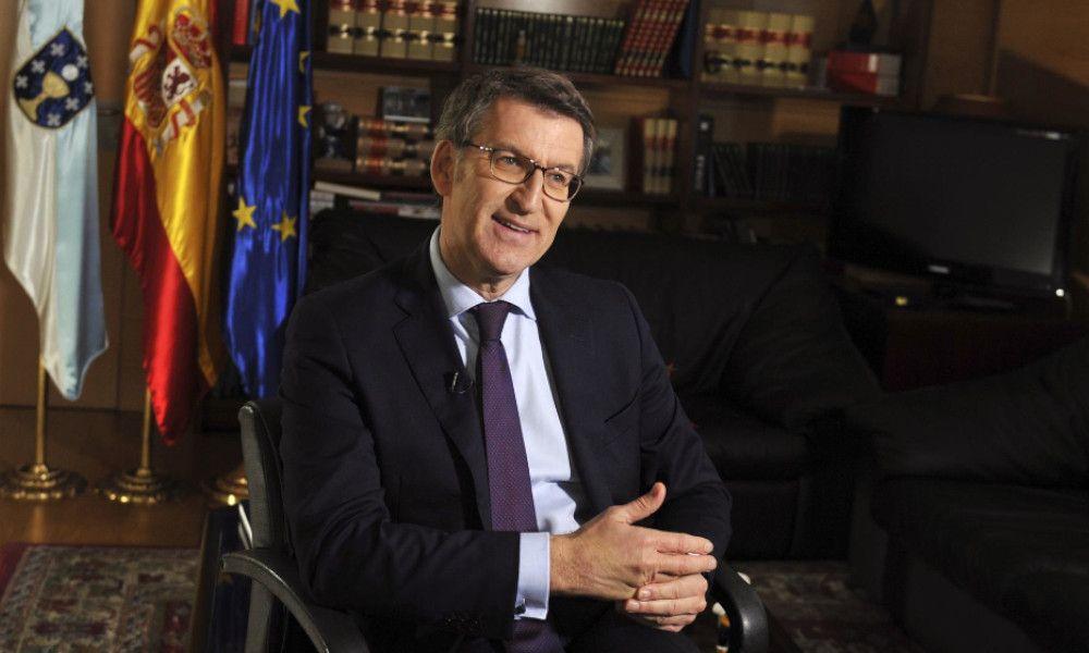 Feijóo descarta adelantar elecciones y no hará cambios en la Xunta