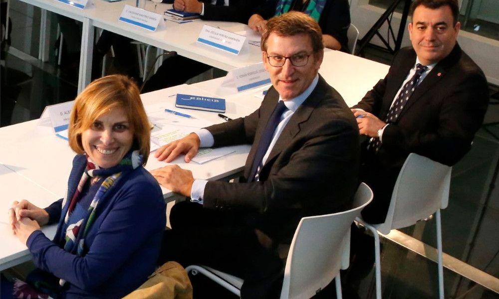 """Feijóo quiere que Galicia """"vaya por delante en reducción de impuestos"""""""