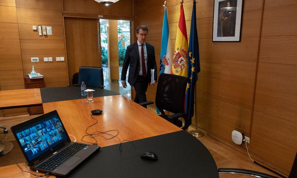 Galicia, octava comunidad en pruebas del Covid-19