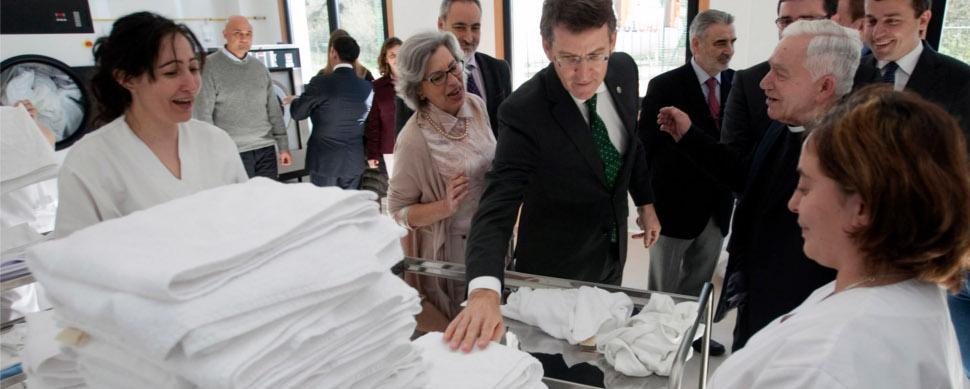 Más de 12.000 dependientes gallegos con derecho a prestación no la reciben