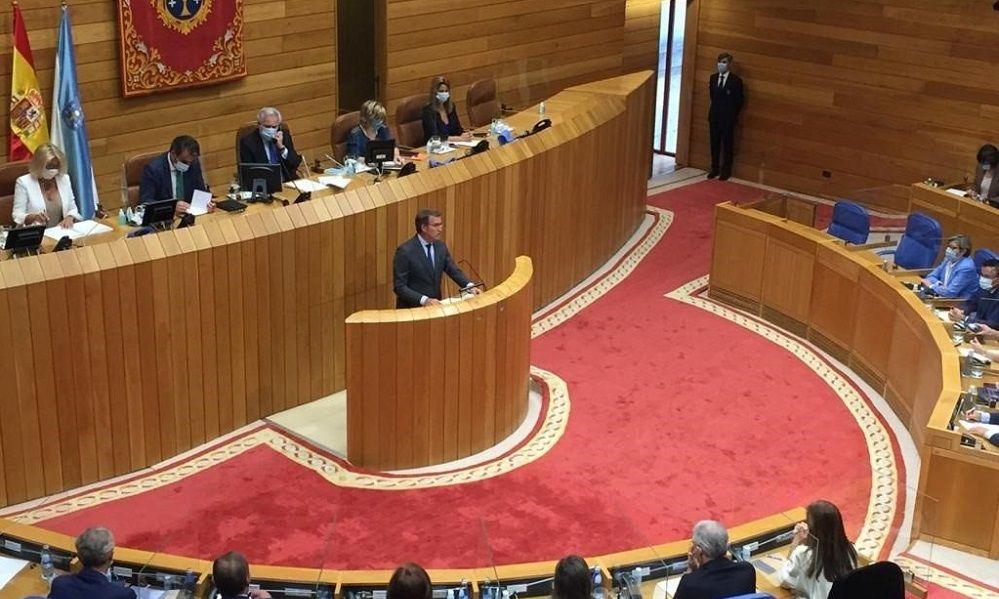 El Parlamento pagará 900.000 euros a los partidos hasta fin de año