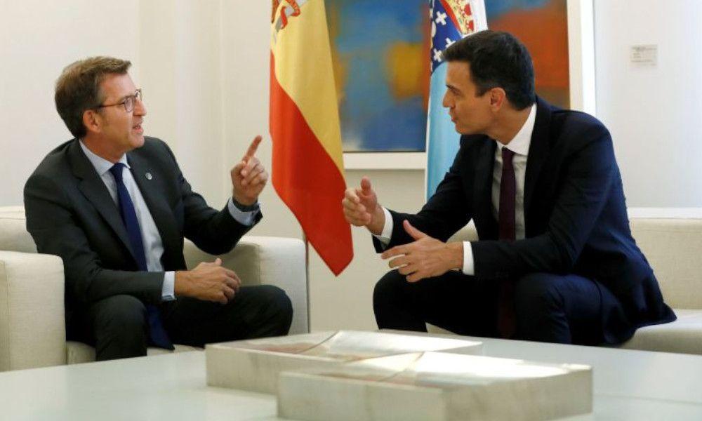 Feijóo pide cinco años de tarifas estables para Alcoa