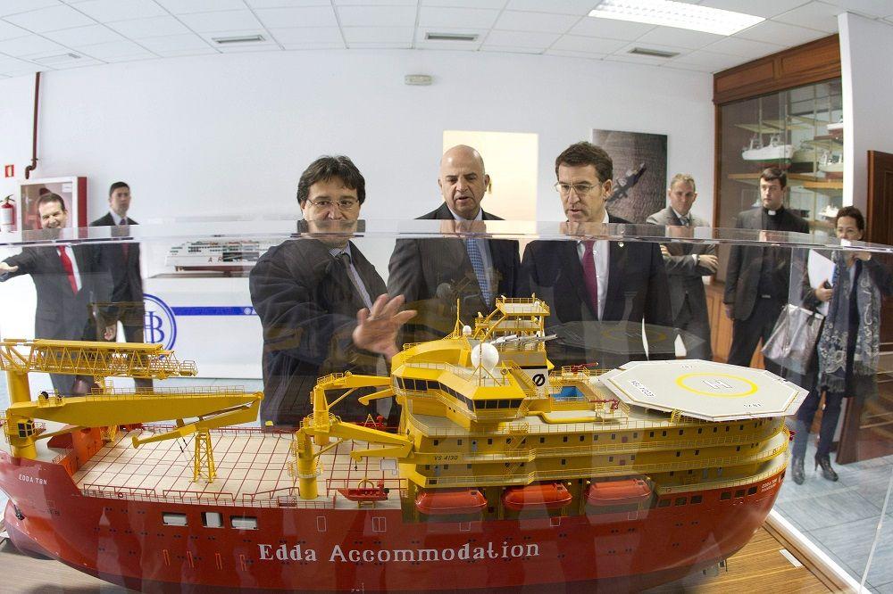 La salvación de Barreras: Ritz Carlton quiere que construya más barcos