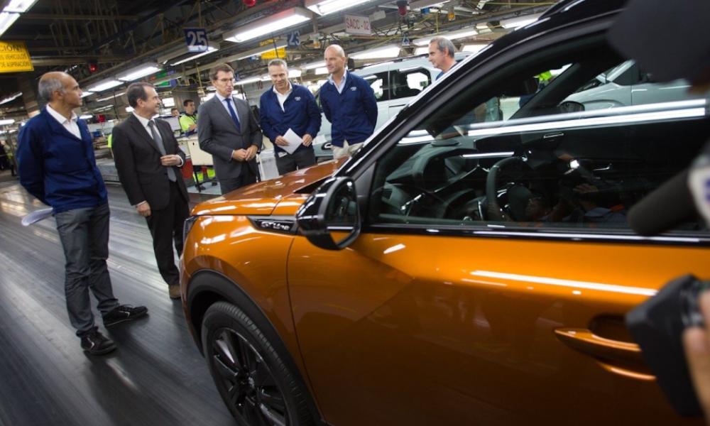 Vigo, expectante: el consejo de PSA bendice la fusión con Fiat