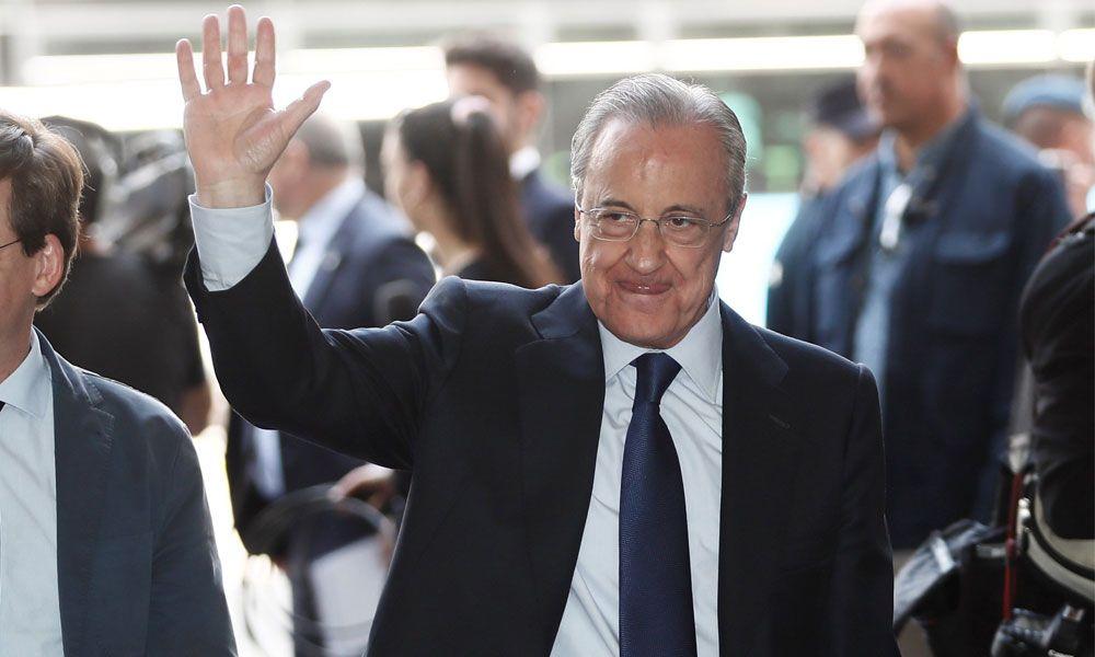 Multa millonaria al proveedor de Navantia en manos de Florentino Pérez