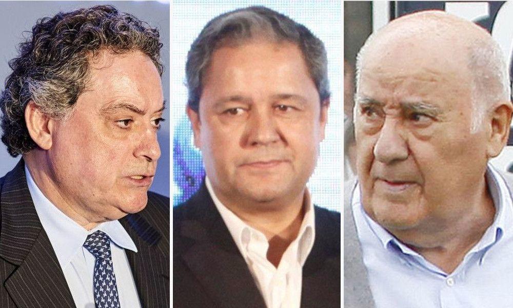 Así calcula Forbes la fortuna de los grandes empresarios gallegos
