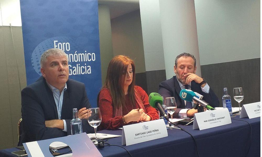 El Foro Económico se lía con el AVE a Galicia
