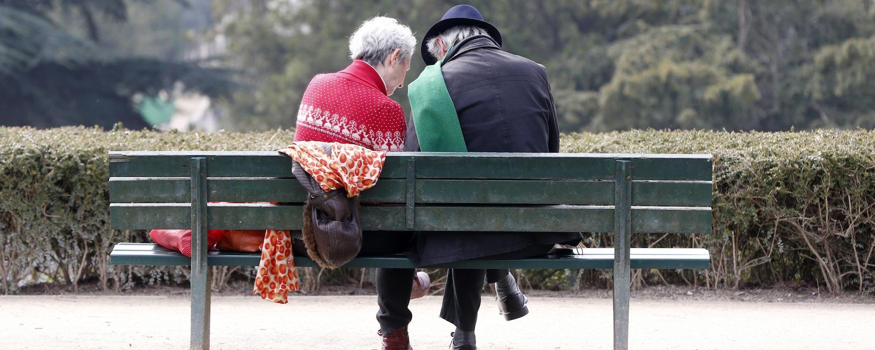 Los jubilados cobran 1.581 euros menos que el grueso de los trabajadores